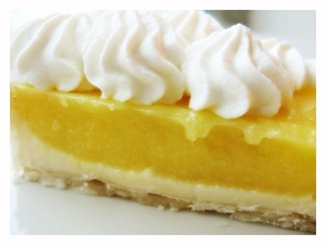 Recipe of the Month: Lemon Curd Tart