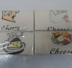 Cheese curing bags
